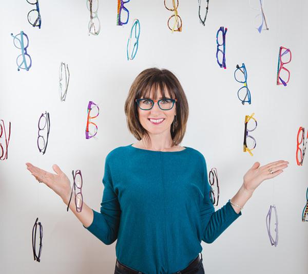 Wendy Buchanan: Eyewear Image Expert